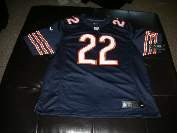 MATT FORTE CHICAGO BEARS JERSEY