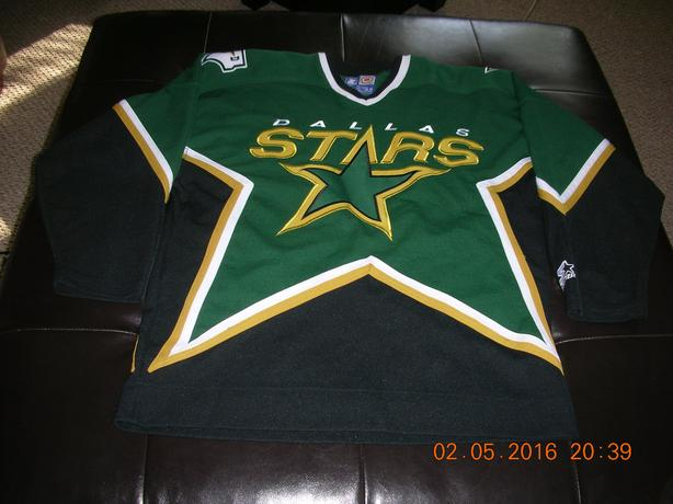 DALLAS STAR'S JERSEY