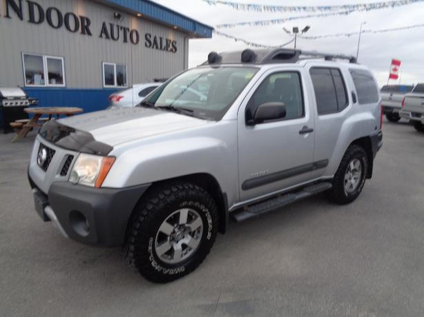 2010 Nissan Xterra Off Road #I5335 INDOOR AUTO SALES WINNIPEG