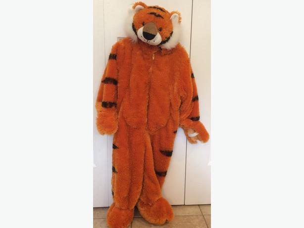 Deluxe Baby Tiger Costume - Size 3T