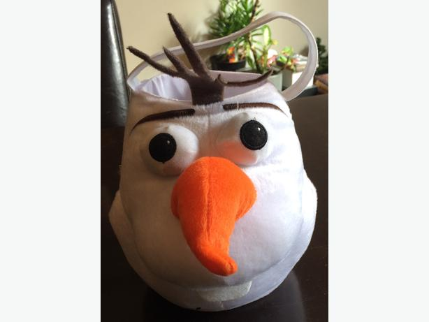 Olaf Treat Bucket - Frozen