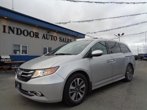 2014 Honda Odyssey Touring #I5341 INDOOR AUTO SALES WINNIPEG