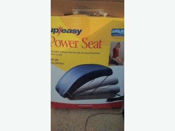 Easy Up Power Seat