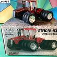 1st Annual Regina Collectible Toy Auction -Toy Tractors & Construction