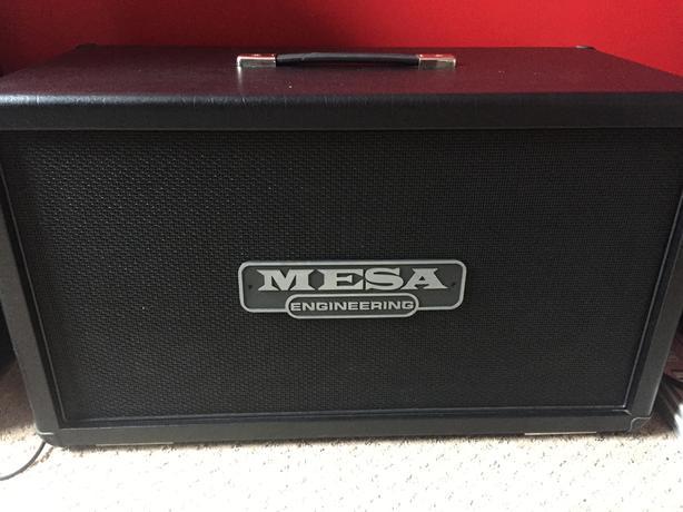 Mesa boogie Rectifier 2x12 cab