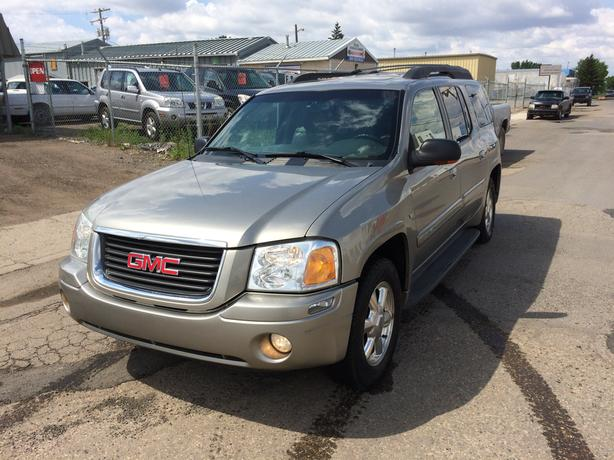 obo 2003 gmc envoy xl 7 passenger 4x4 slt loaded with. Black Bedroom Furniture Sets. Home Design Ideas