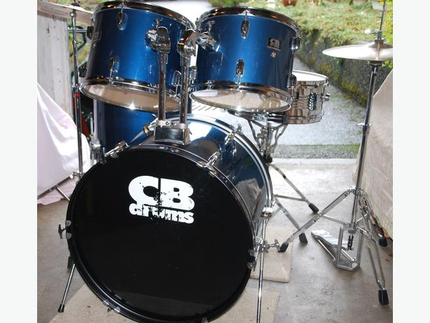 COMPLETE STUDENT DRUM SET PACKAGE