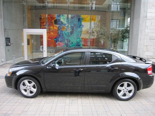 2008 Dodge Avenger R/T - 86,*** KM! - FULLY LOADED! - LOCAL VICTORIA!