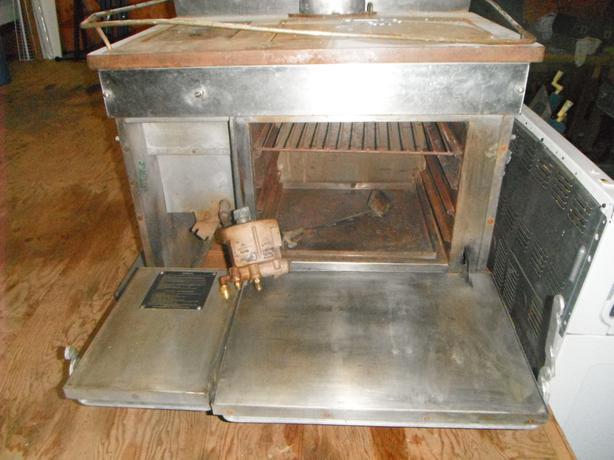dickinson diesel stove