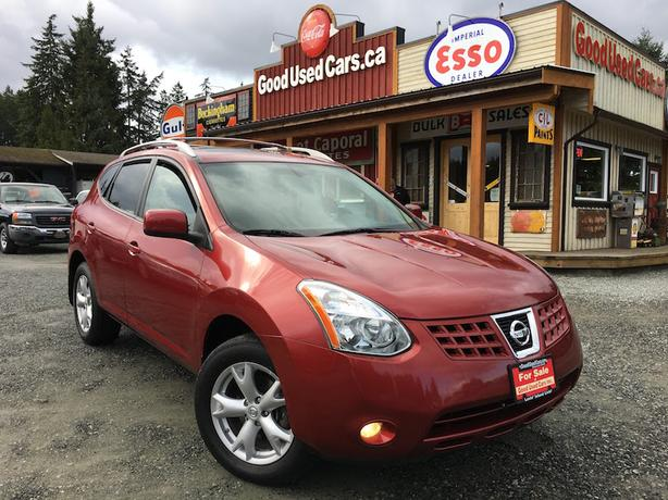 2008 Nissan Rogue SL AWD - Fully Loaded! Leather, Heated Seats & Sunroof!