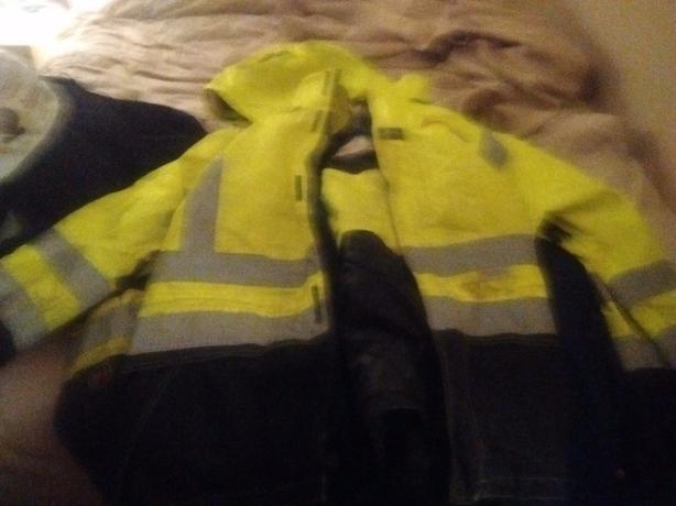 Safety Gear almost new