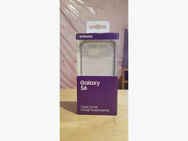 Clear Cover for Samsung Galaxy S6
