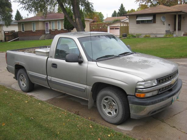 2001 silverado
