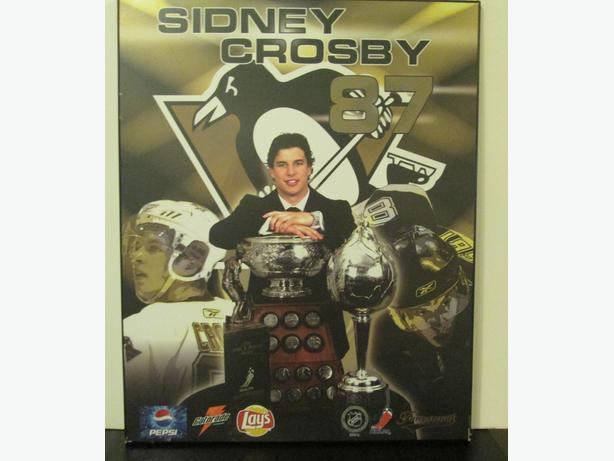 SIDNEY CROSBY COLLECTION