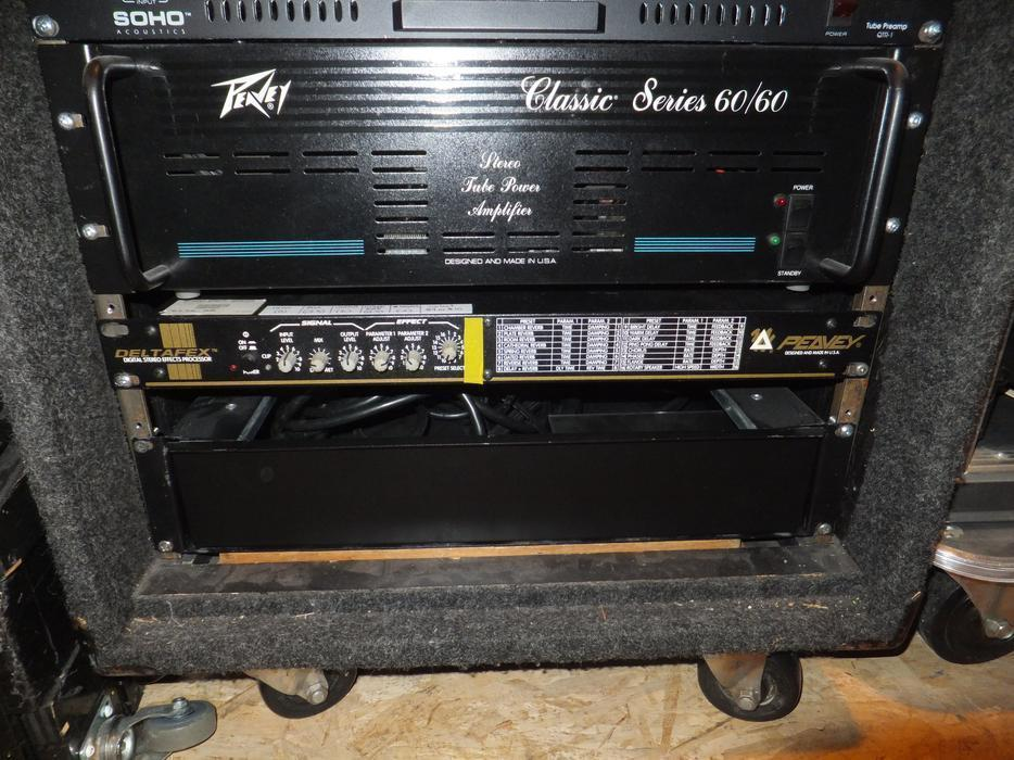 how to build a guitar amp rack