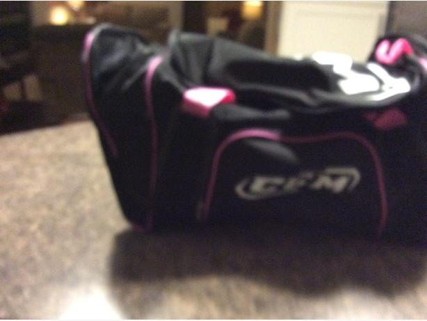 Ladies hockey bag