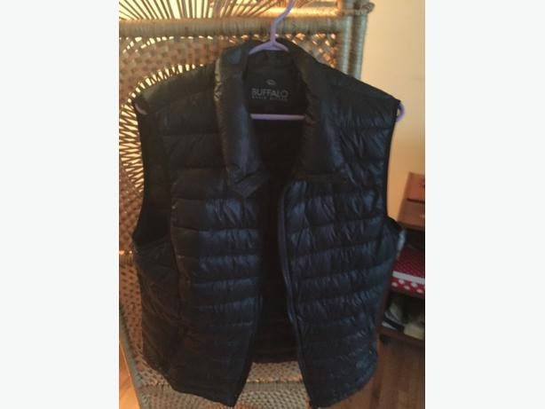Buffalo XL black vest