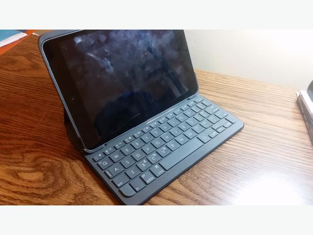 Keyboard Case Logitech iPad Mini, 2, 3
