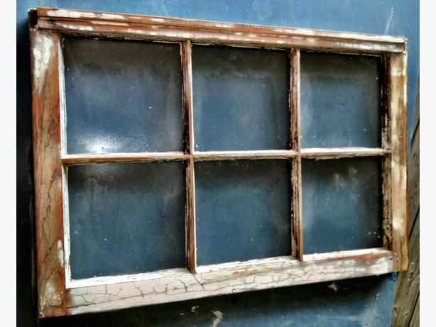 WANTED: Old wooden window frame for photoshoot