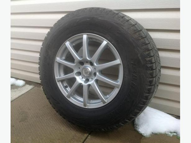 Blizzak Snow And Ice Tires And Alloy Wheels East Regina