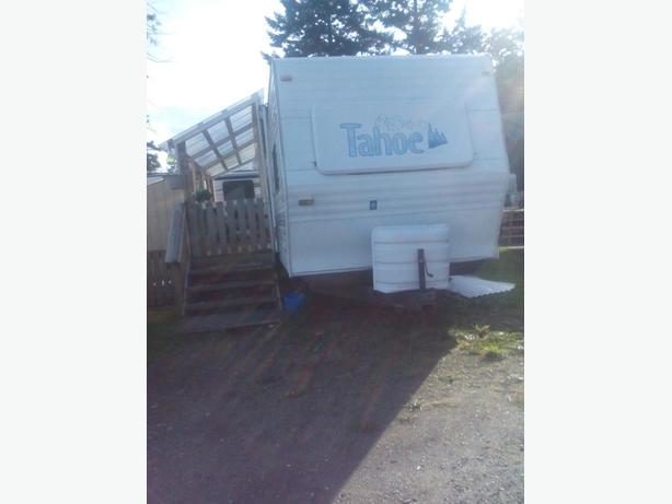 30ft Tavel Trailer