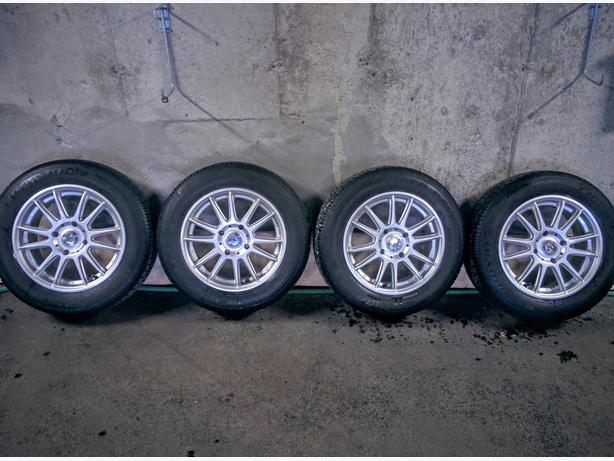 Winter Alloys and Tires