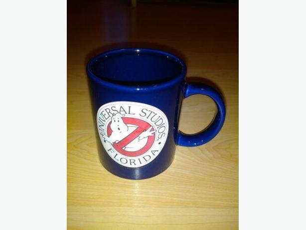 Vintage 1984 Ghostbuster's Universal Studios Florida Mug