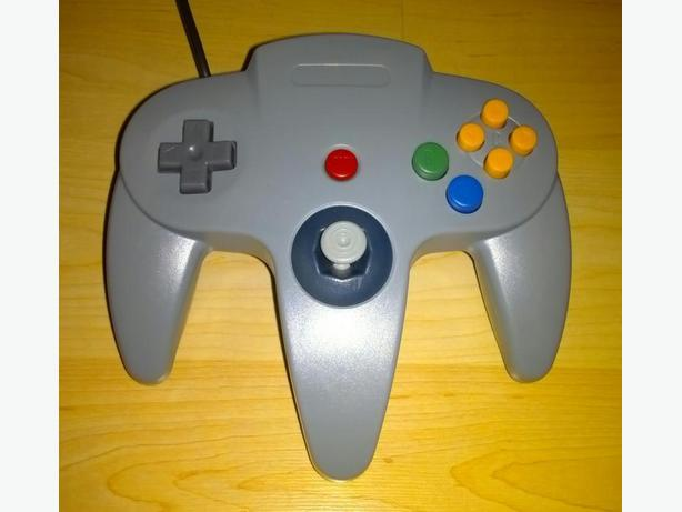 NEW Aftermaket Nintendo 64 (N64) Controller