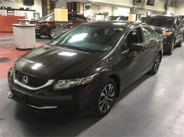 2014 Honda Civic Sedan EX*Backup Cam/Roof