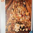TEDDY BEARS WEDDING DAY JIGSAW PUZZLE