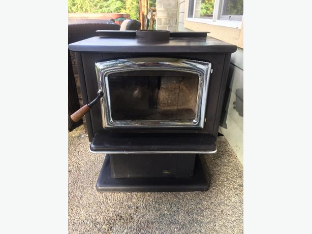 2002 Pacific Energy Vista Wood Stove