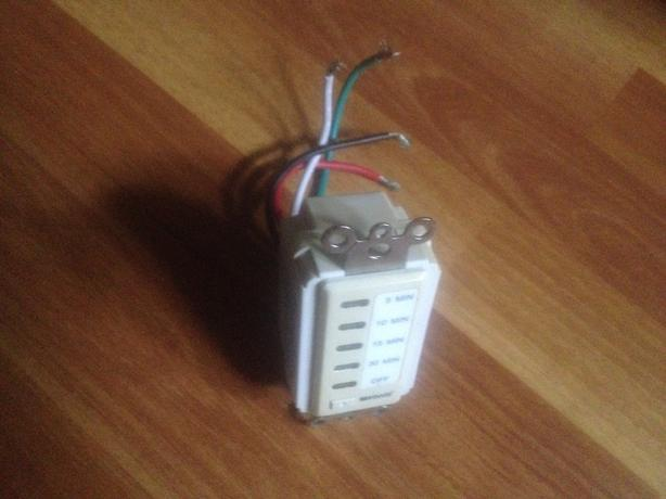 OBO Wall Mount Timer Switch