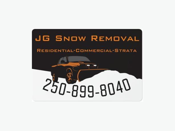 JG Snow Removal