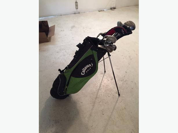 left hand golf clubs callaway