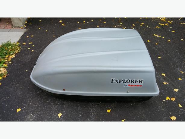 Cartop Carrier