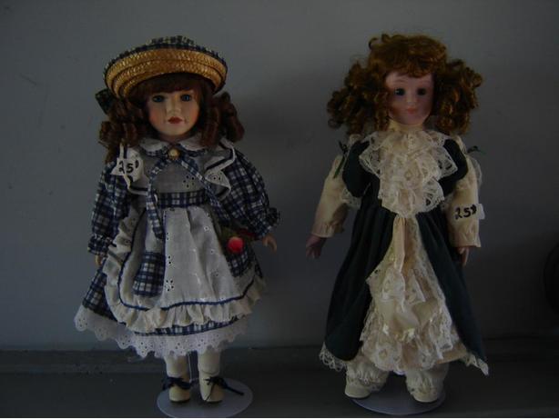 Dolls - Poupées
