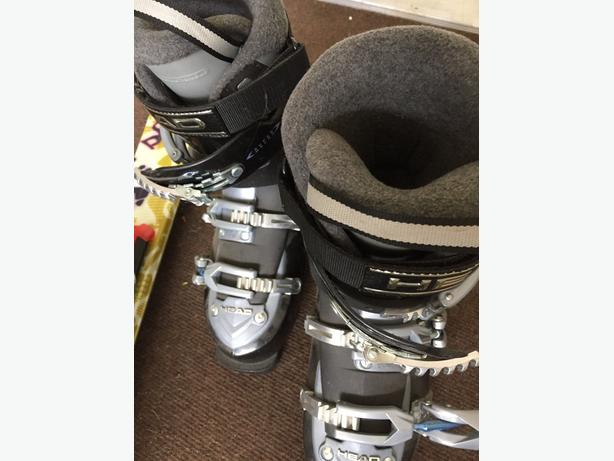 ladies Head ski boots