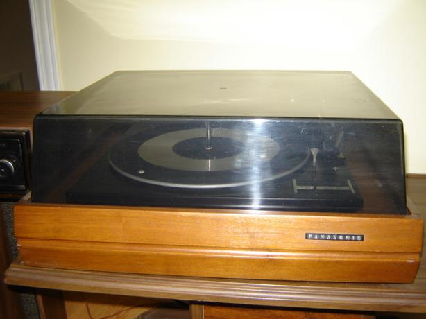 Disc player - tournedisques