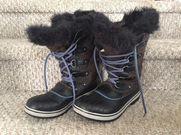 Womens Sorel Winter Boots