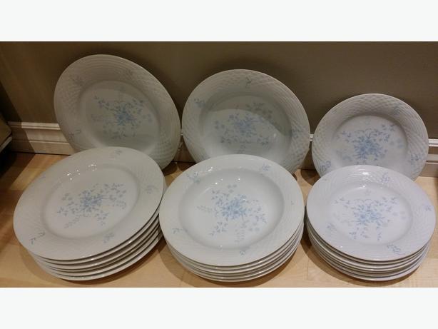 Dinning plates