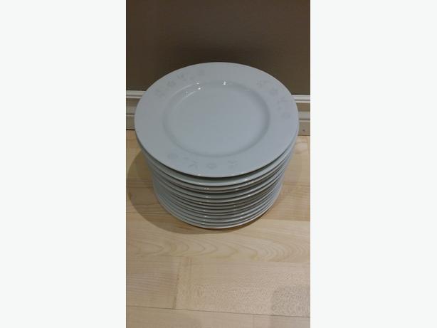 14 Dinning plates