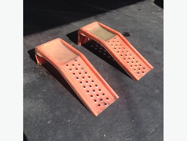 Heavy Duty Vehicle Ramps