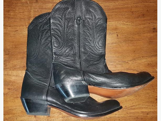 mens 11 wide  durango cowboy boots