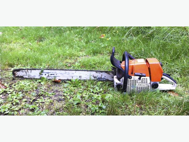 STIHL 660 CHAIN SAW