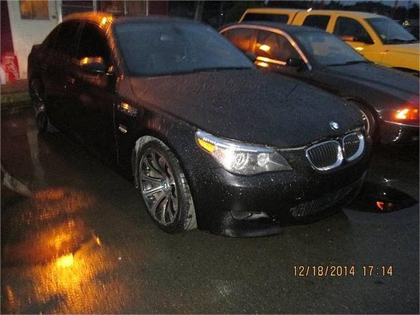 2007 BMW M5 Sedan