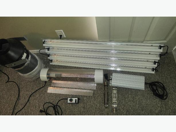 Indoor garden equipment saanich victoria for Indoor gardening machine