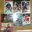 130 Nmt/Mint Hockey Cards