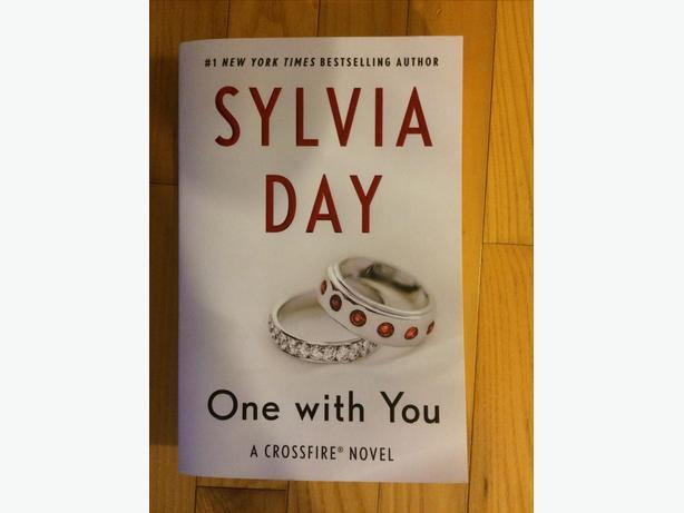 Sylvia Day Book