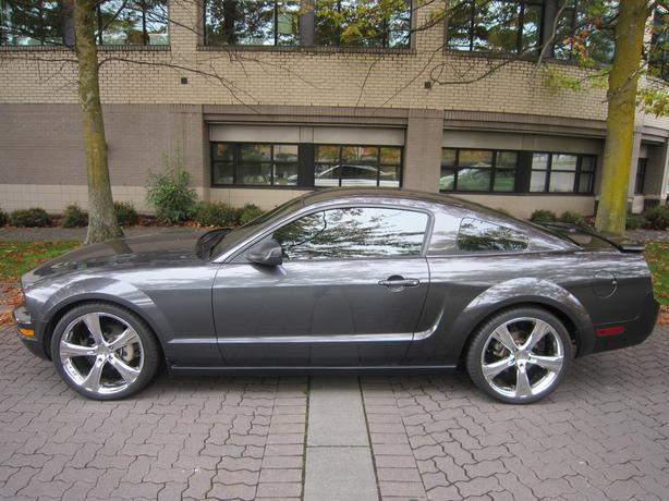 2008 Ford Mustang V6 - 51,*** KM! - LOCAL VEHICLE!
