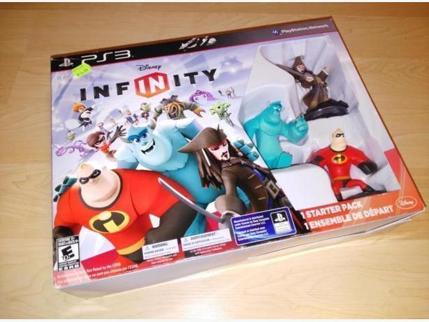 Disney Infinity Starter Pack For The Playstation 3